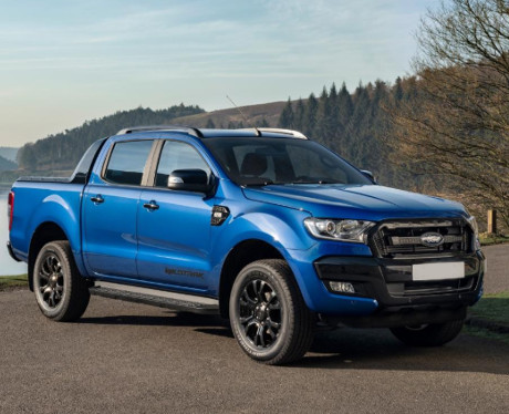Ranger Wildtrak Blue Edition